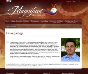 magnificat-tesitmonypage