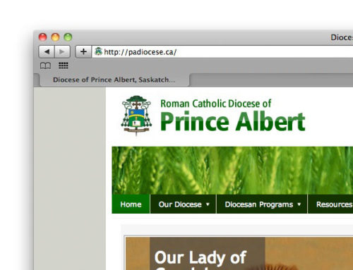 Diocese of Prince Albert Website