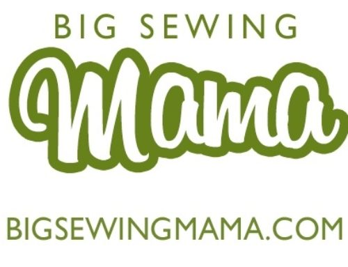 Big Sewing Mama needed a logo.