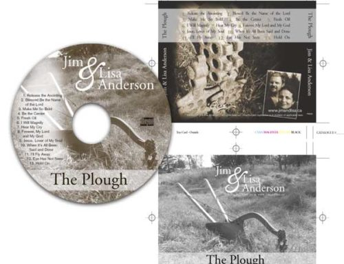 CD Jacket – The Plough