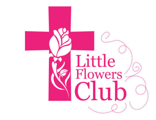 Little Flowers Club – Logo Design