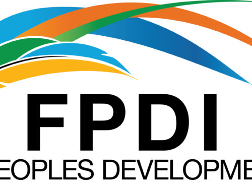 First Peoples Development Inc. Logo Design