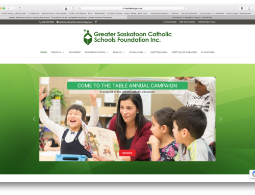Greater Saskatoon Catholic Schools Foundation