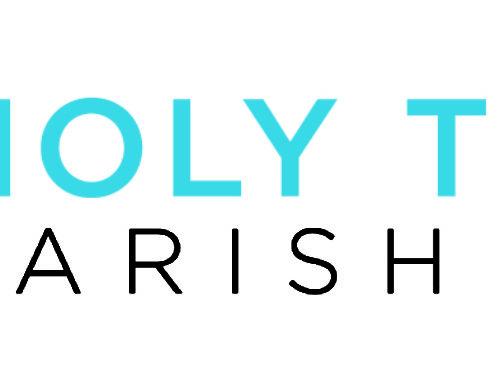 Holy Trinity Parish Logo Design